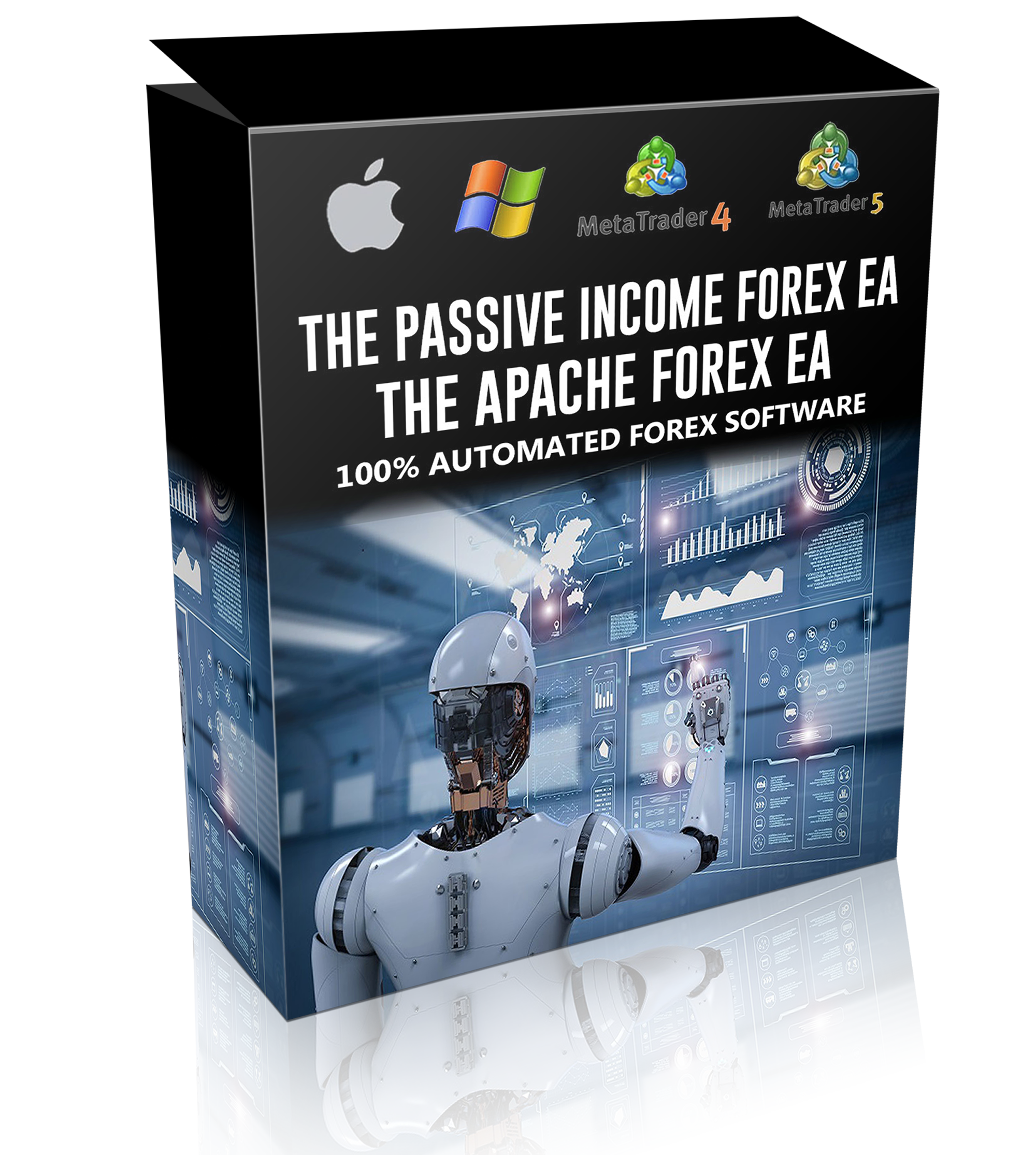 The Apache EA | The Best Forex EA | How To Make Passive Income