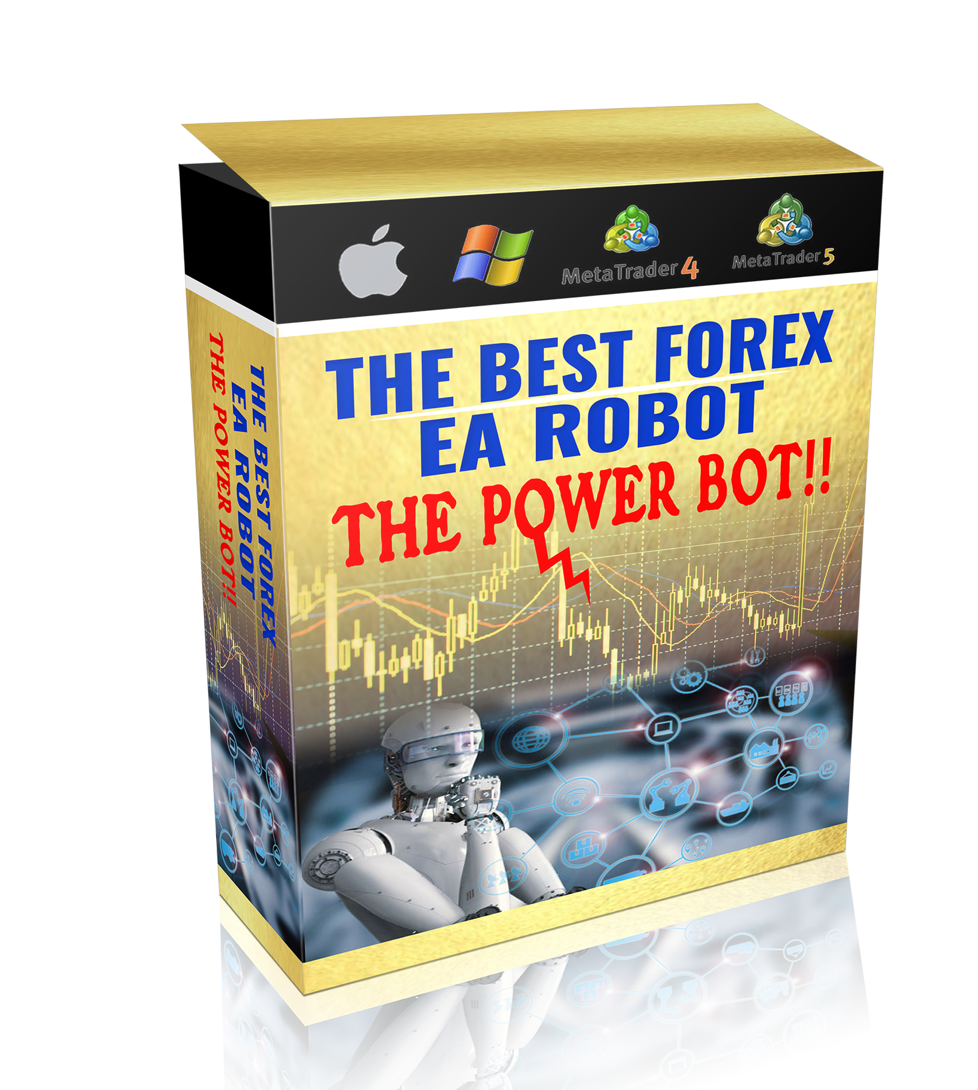 The Power Bot EA | The Best Forex EA | How To Make Passive income